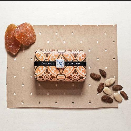 Tille Collection  Luxury Portuguese soap Orange & Almond