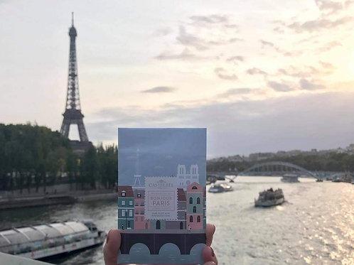 Cities Collection Luxury Portuguese soap Paris