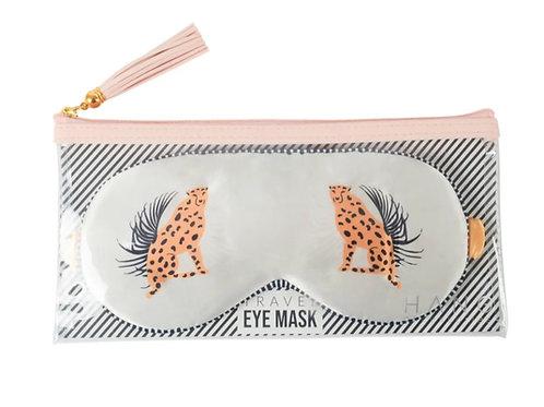 Silky eye mask cheetah