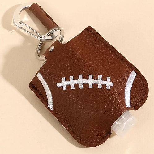 Football Leather  Sanitizer  Holder