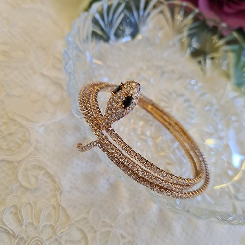 Sneak Diamonte Bracelet
