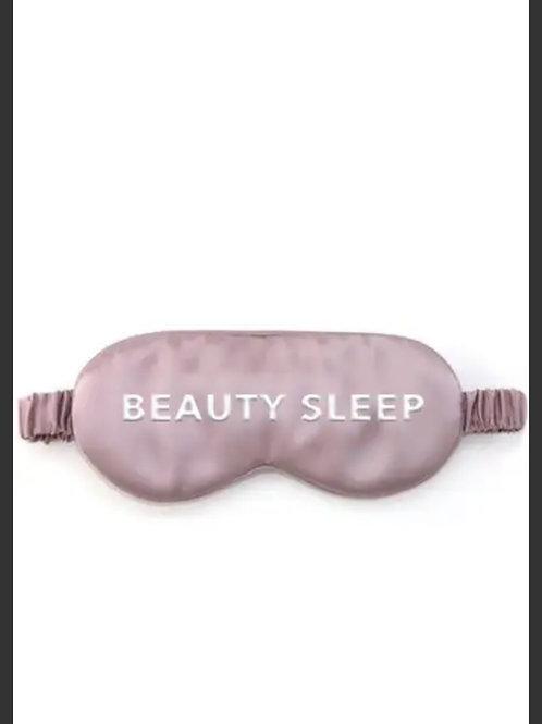 Silky satin eye mask Beauty Sleep