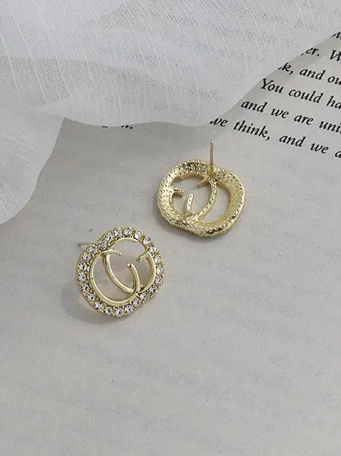 Swarovski Stud Earrings GC