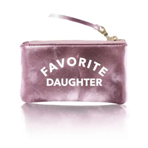Favorite Daughter pink pouche