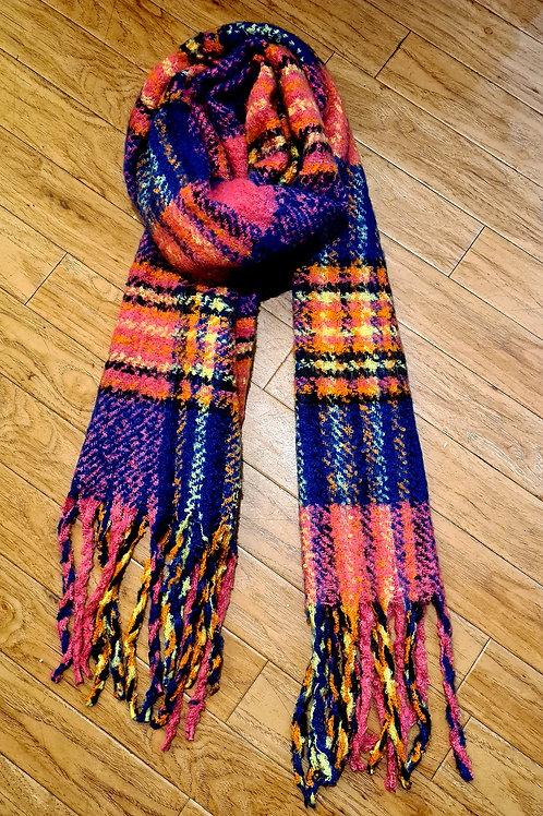 Pink  Soft scarf
