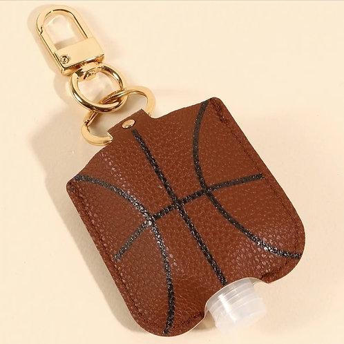 Basketball  Leather  Sanitizer  Holder
