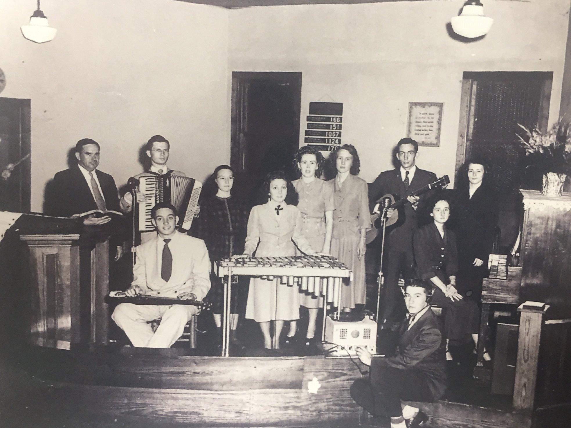 AMCOG circa 1950