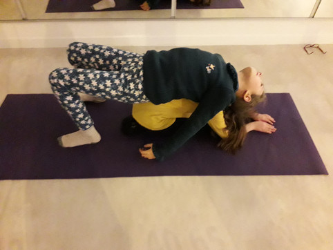 Yoga (MMM juniors)