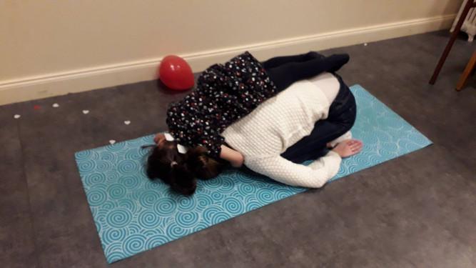 Yoga duo (MMM en duo)