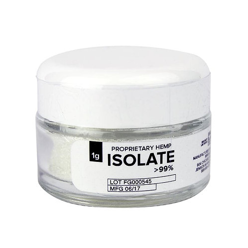 Isolate 1g (96-99% PURE)