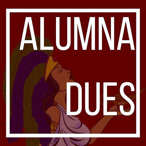 Gold Alumna Dues