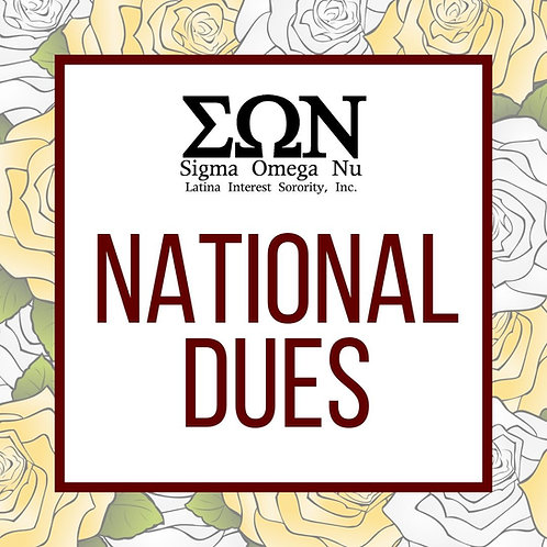 National Dues