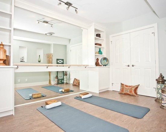 Yoga Ev Stüdyosu