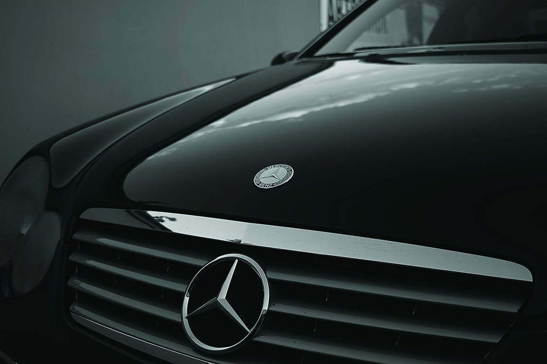 Service my Mercedes Benz