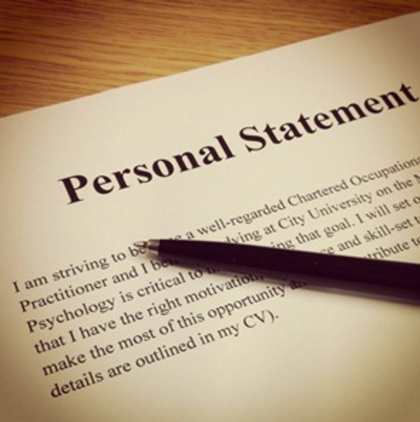Personal Statement Review