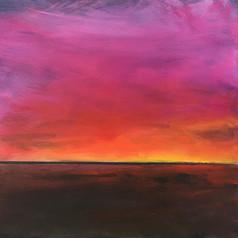 Sunset Glazes
