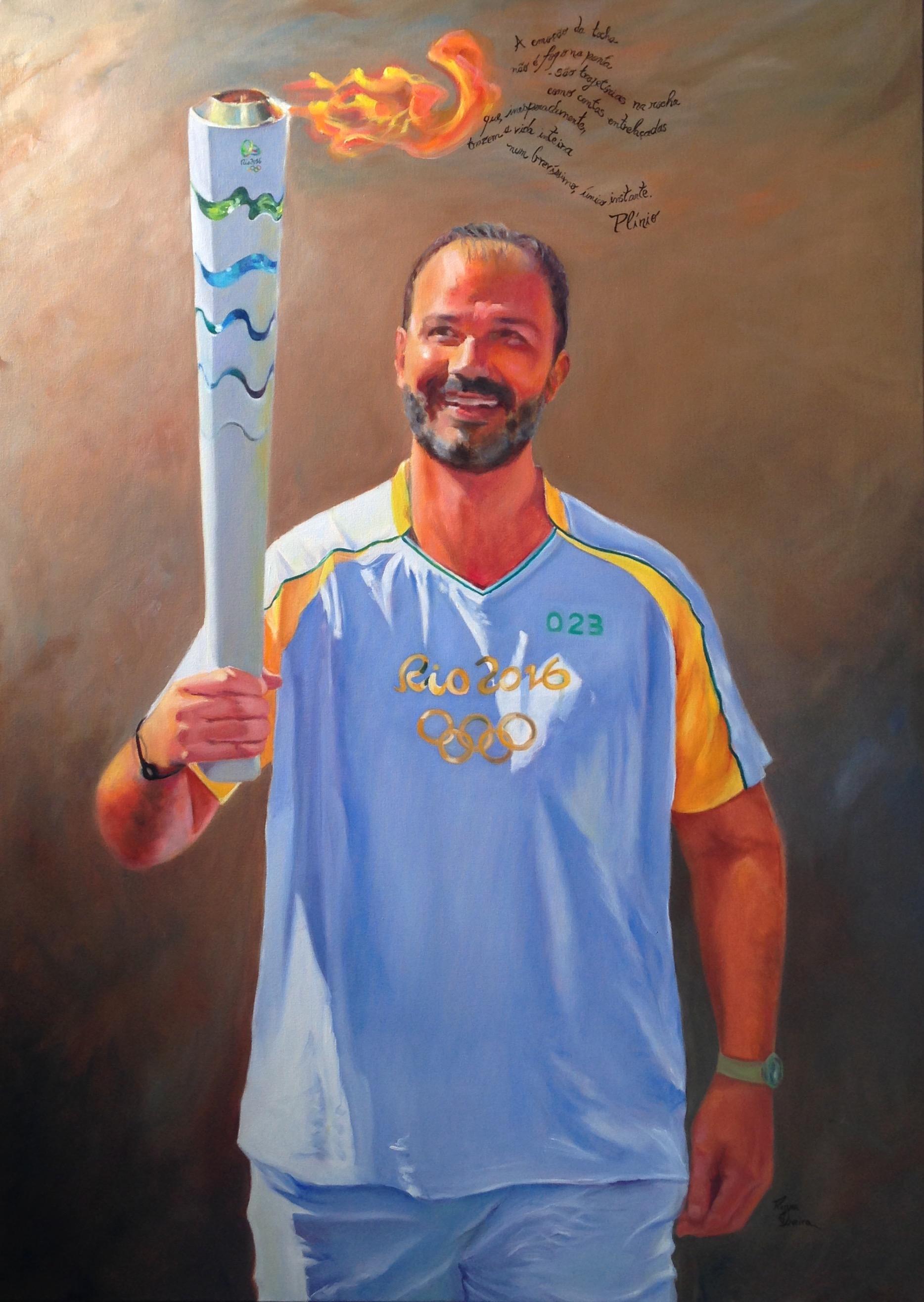 Retrato Olimpíadas