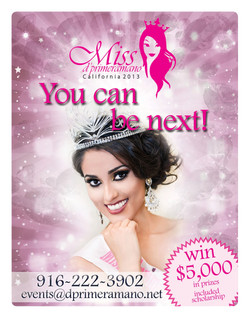 poster for Miss Dprimeramano