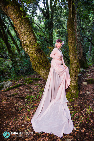 Fairytale Maternity Photoshoot