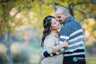 Adam and Jenia Engagement