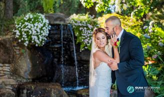 Bryan and Caitlin Elegant Wedding