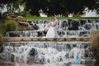 Cindy and Daniel Wedding