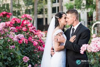 Axel and Morgan Wedding