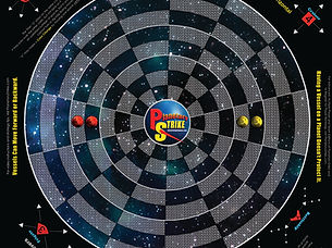 Planetary Strike 2 Player Game