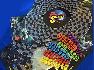 Planetary Strike 6 player game