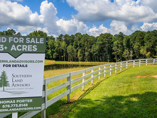 Prices Are Hot, NOW May Be The Best Time To Sell Your Estate Land