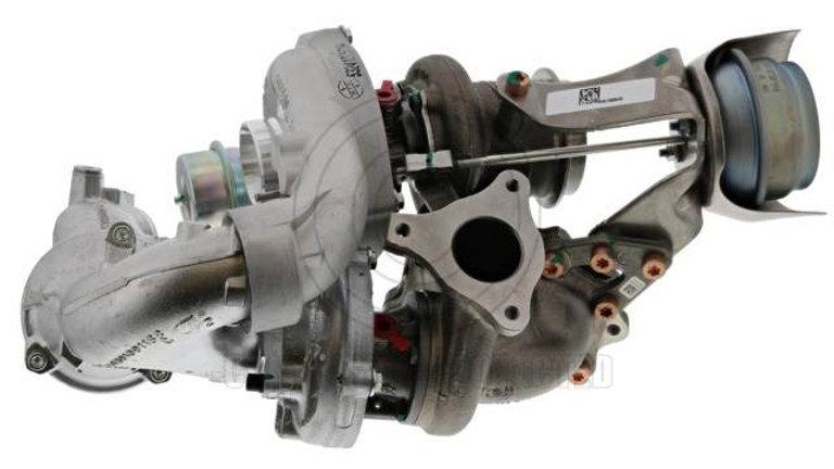 Turbo (2014-2017 NCV3 2.1L L4)