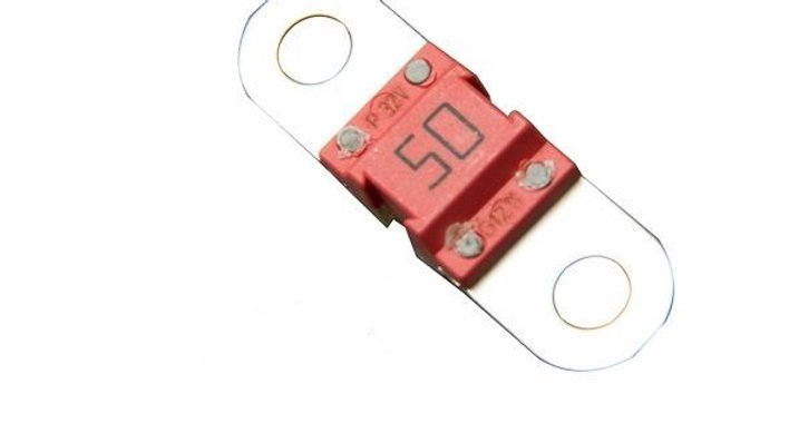 Fuse (50 Amp, Red)