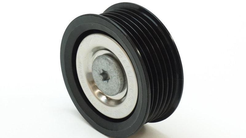 Drive Belt Idler Pulley (Grooved) (2014-2018 2.1L 4-Cylinder Diesel)