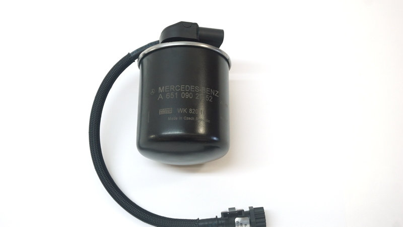 Fuel Filter w/ Water Seperator (2014-2018 V4 Gas Engine)