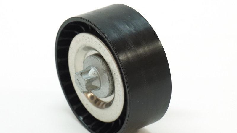 Drive Belt Idler Pulley (Smooth - Bottom) (2014-2018 2.1L 4-Cylinder Diesel)