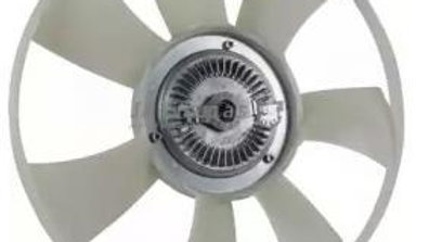 Fan Clutch with Blade Assembly (2014-2018 2.1L 4-cylinder diesel)