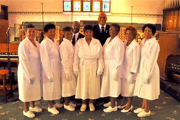 ICUA (Interdenominational Church Ushers