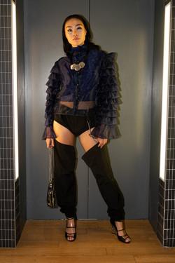 Model: Lyly Ngo Le
