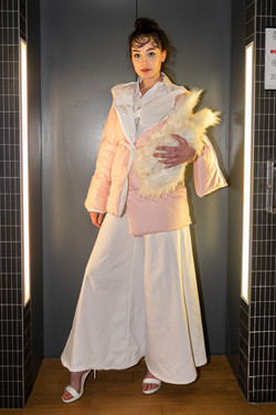 Model: Lea Gustafsson
