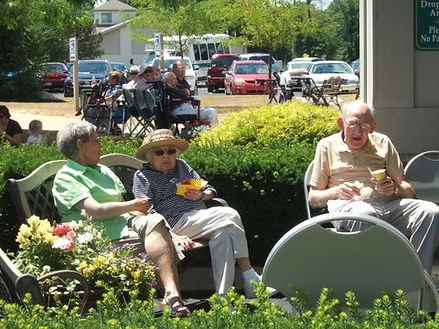 Assisted Living, Feridean Commons, Senior Activities