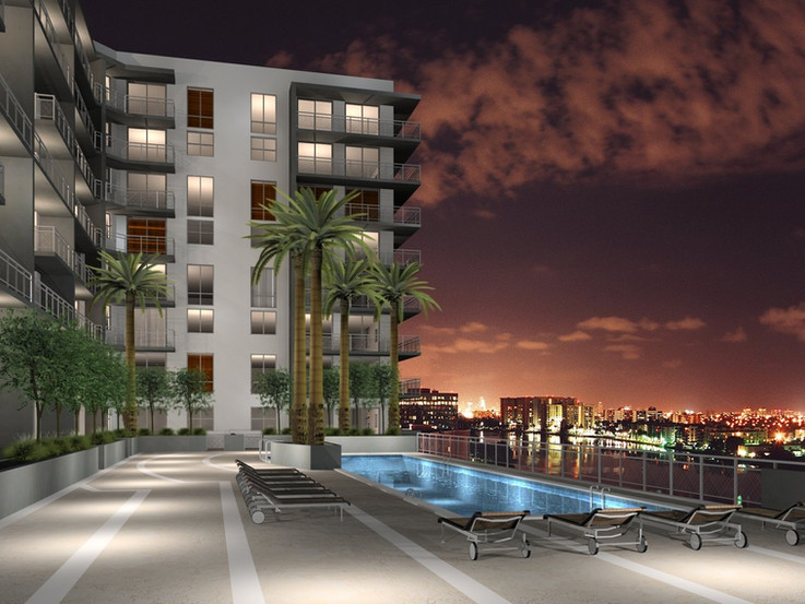 Blue Lagoon Apartments