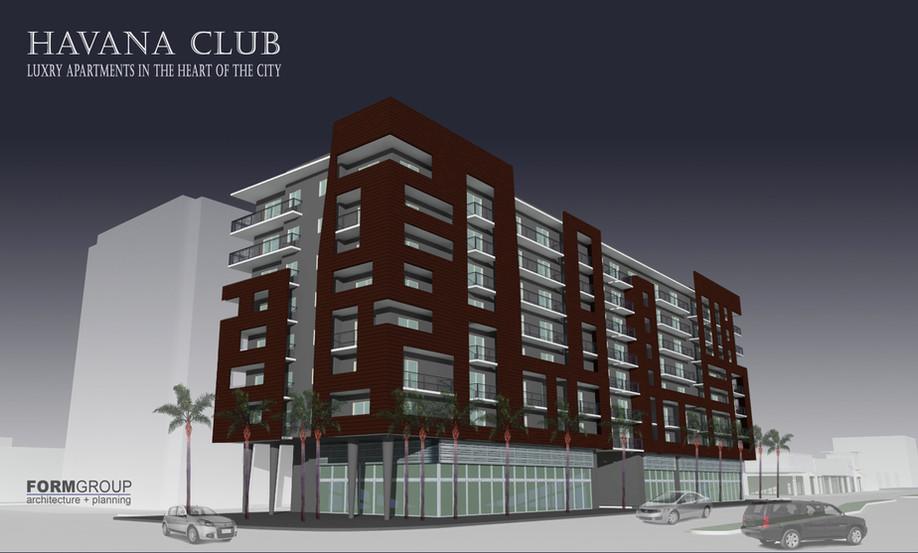 Havana Club Apartments