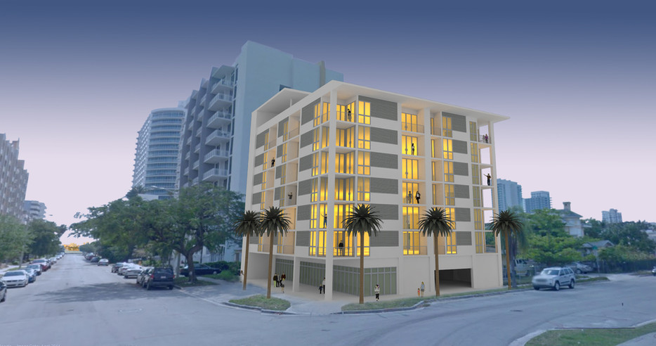 The Edge Apartments