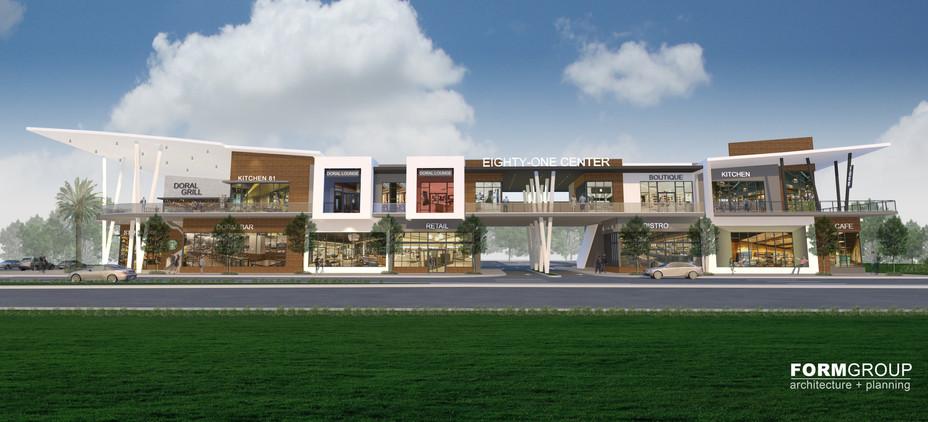 Keystone Doral Center