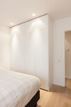 Slaapkamer/Chambre à coucher