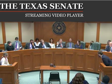 (!) A must see: Texaanse hoorzitting over verplichte vaccinaties