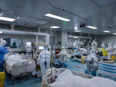 Het gefoefel in de hospitalen.