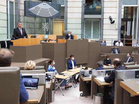 Officiële ingebrekestelling Vlaamse Regering