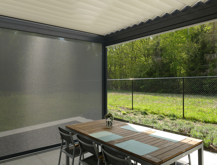 Corradi Bioclimatics Alba: 3,5m x 7m