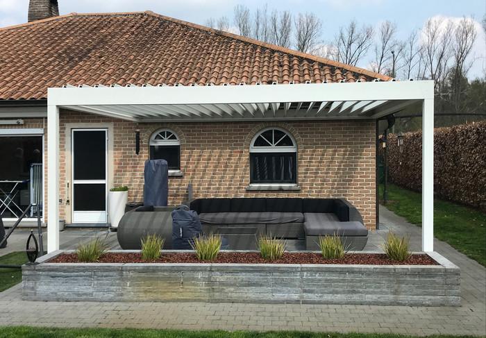 Begijnendijk II - CBC-terrasoverkappingen